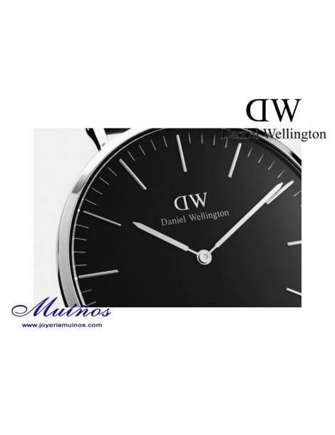 Reloj Classic Black Cornwall