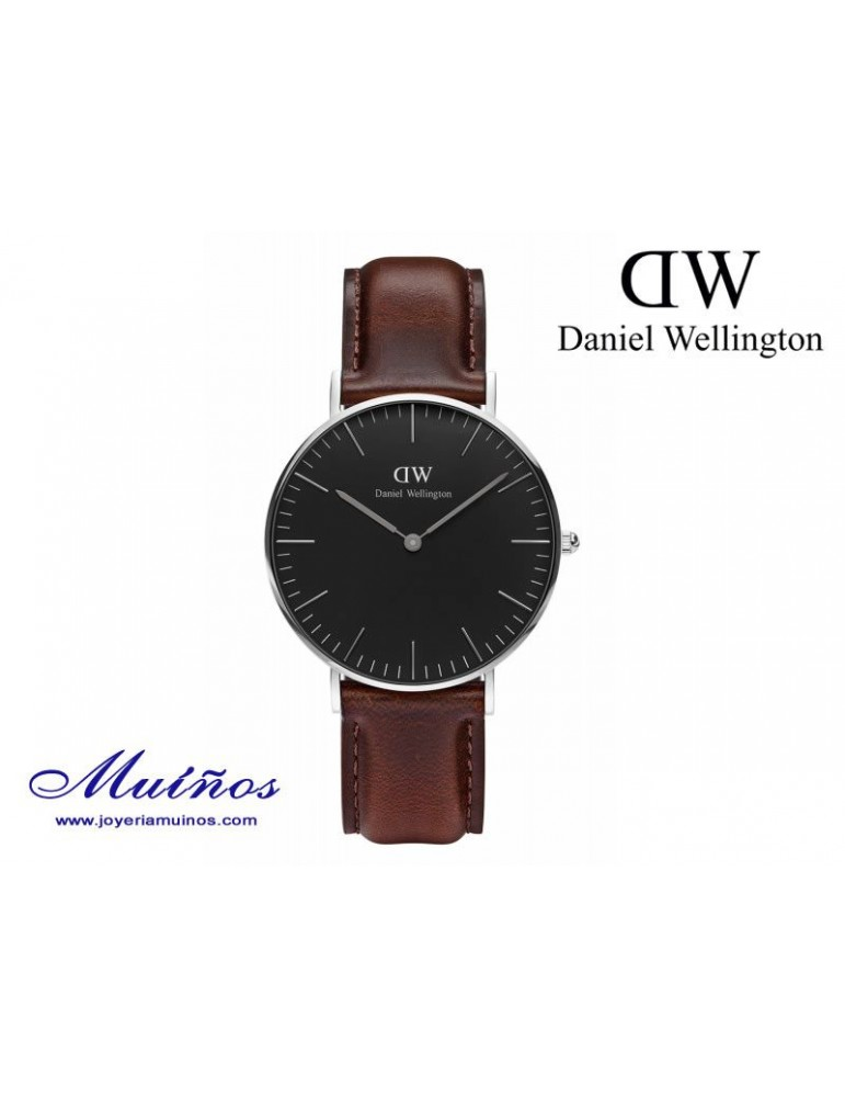 Reloj Classic Black  Daniel Wellington
