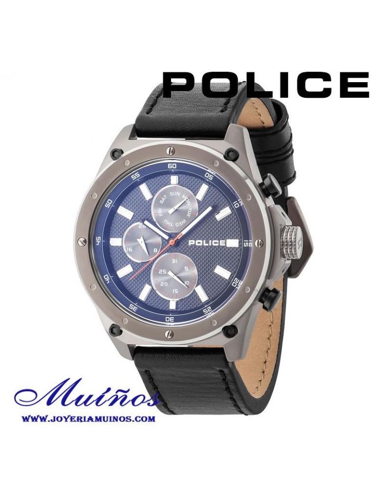 Relojes Police hombre multifunción 2 modelos