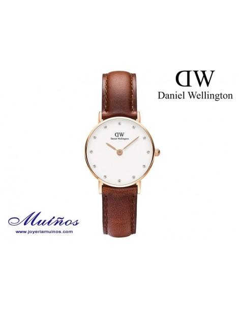 Reloj oro rosa Classy St Mawes Daniel Wellington 26mm