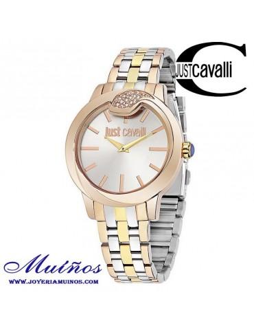 Reloj Just Cavalli mujer rosa