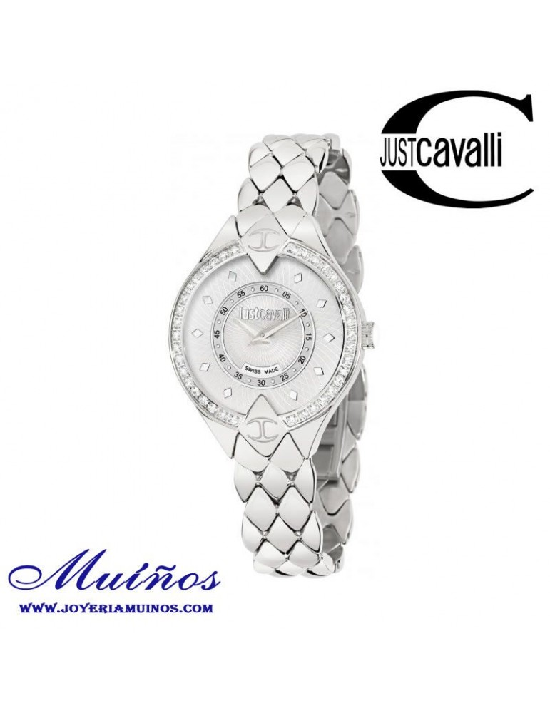 Reloj Just Cavalli mujer Suízo