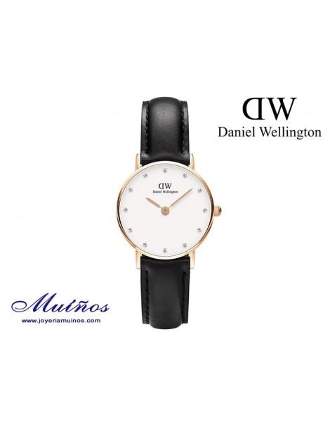 Reloj oro rosa Classy Sheffield Daniel Wellington 26mm