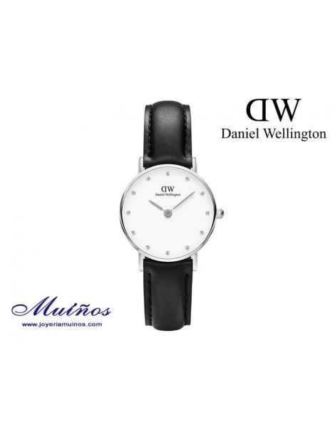 Reloj plateado Classy Sheffield Daniel Wellington 26mm