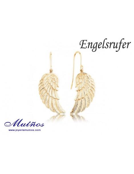 Pendientes alas de ángel Engelsrufer.