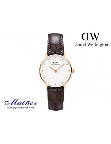 Reloj oro rosa Classy York Daniel Wellington 26mm