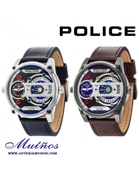 Relojes Police D-Jay hombre dual