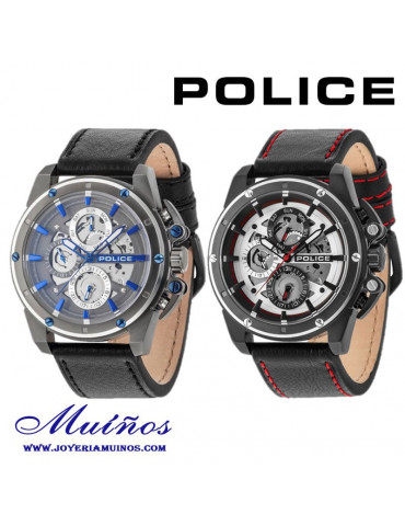 Relojes Police hombre dual