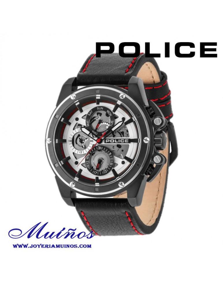38eef5b1f23c Relojes con máquina va la vista Police