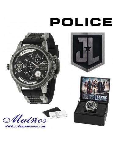 Police Liga de la Justicia Edición Limitada