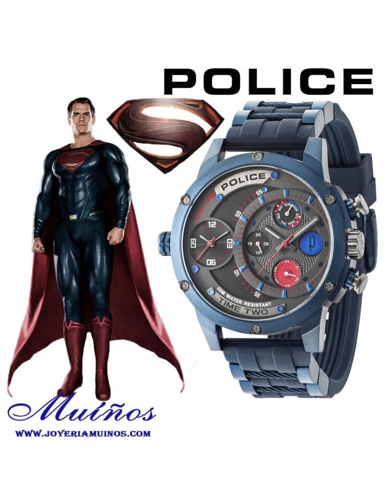 Police Liga de la Justicia Superman