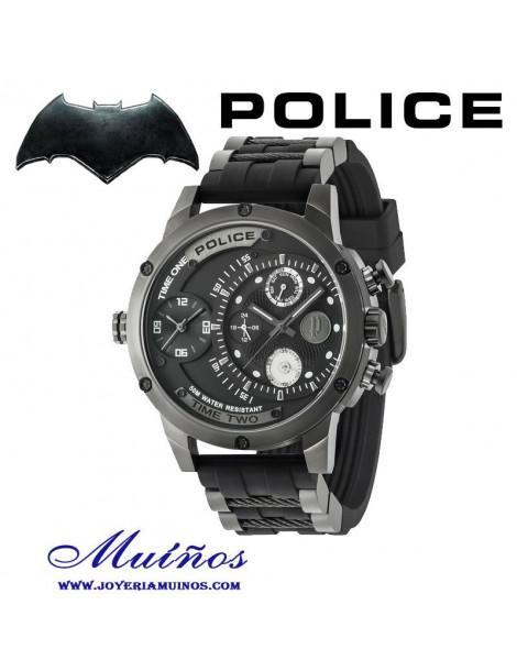 Police Liga de la Justicia Batman