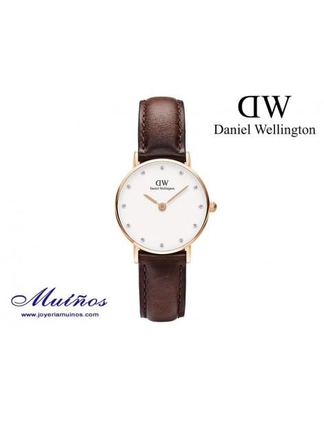 Reloj oro rosa Classy Bristol Daniel Wellington 26mm
