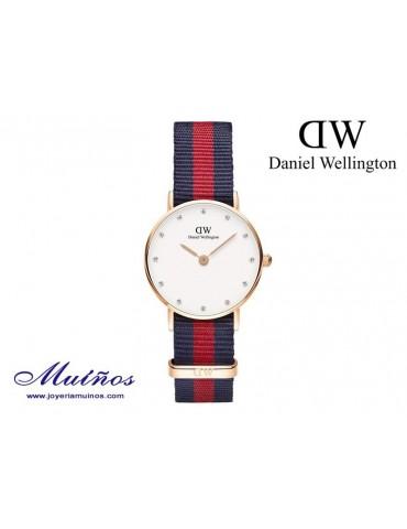 Reloj oro rosa Classy Oxford Daniel Wellington 26mm