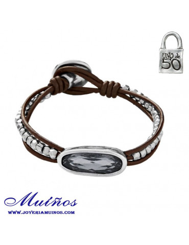 Pulsera the tribe Uno de 50