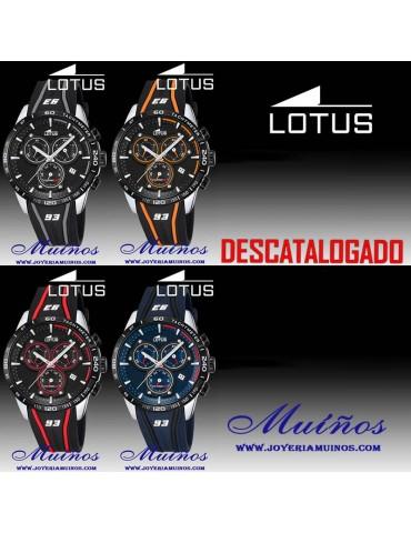 Reloj Lotus Marc Márquez Edición Limitada 18104