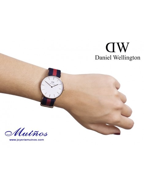 Reloj muñeca Classic Oxford Daniel Wellington 36mm