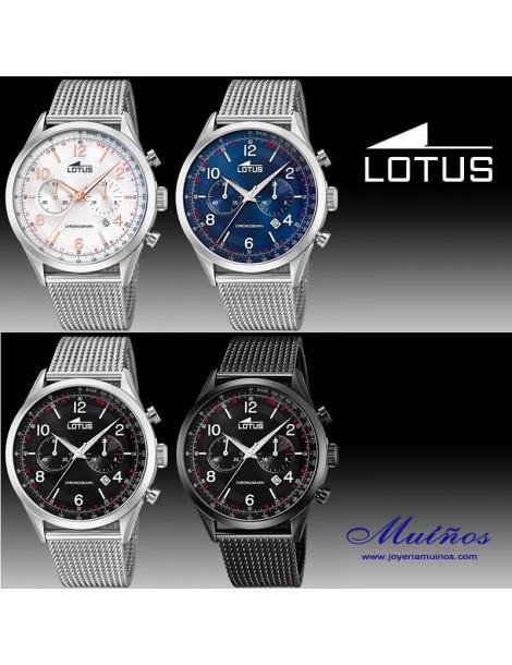 reloj Smart Casual hombre Lotus