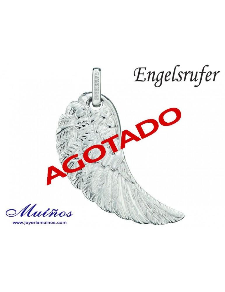 Colgante ala de ángel plata Engelsrufer 48MM