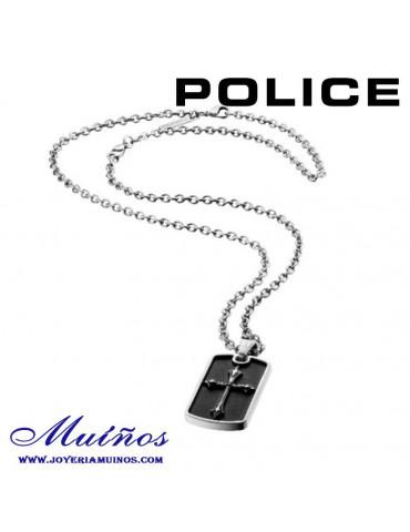 Colgante Police Cruz