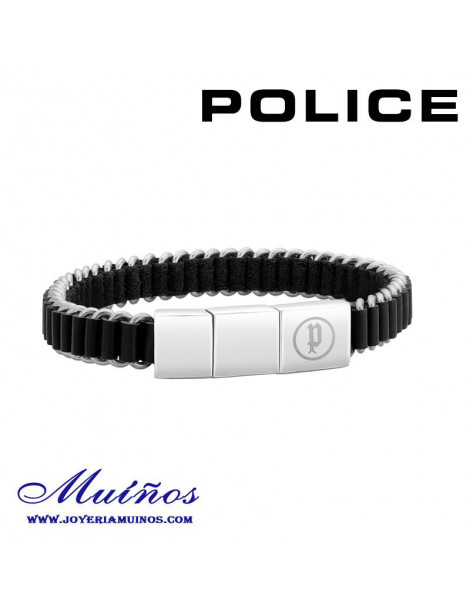 Pulsera hombre Police Synthesis.