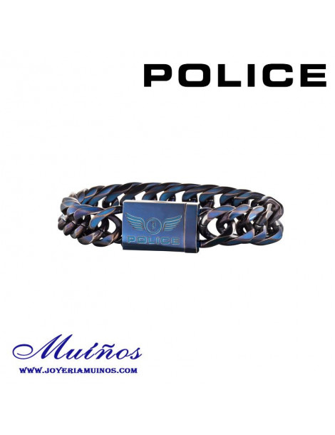 Pulsera Poof Police Hombre