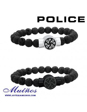 Pulsera P Circle Hombre Police