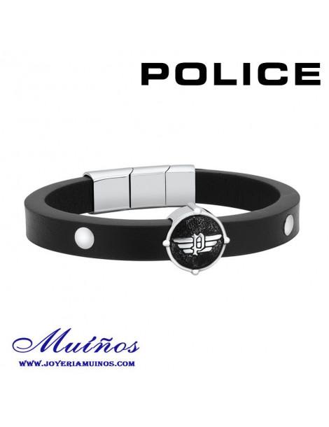 Pulsera  edgy Police Hombre
