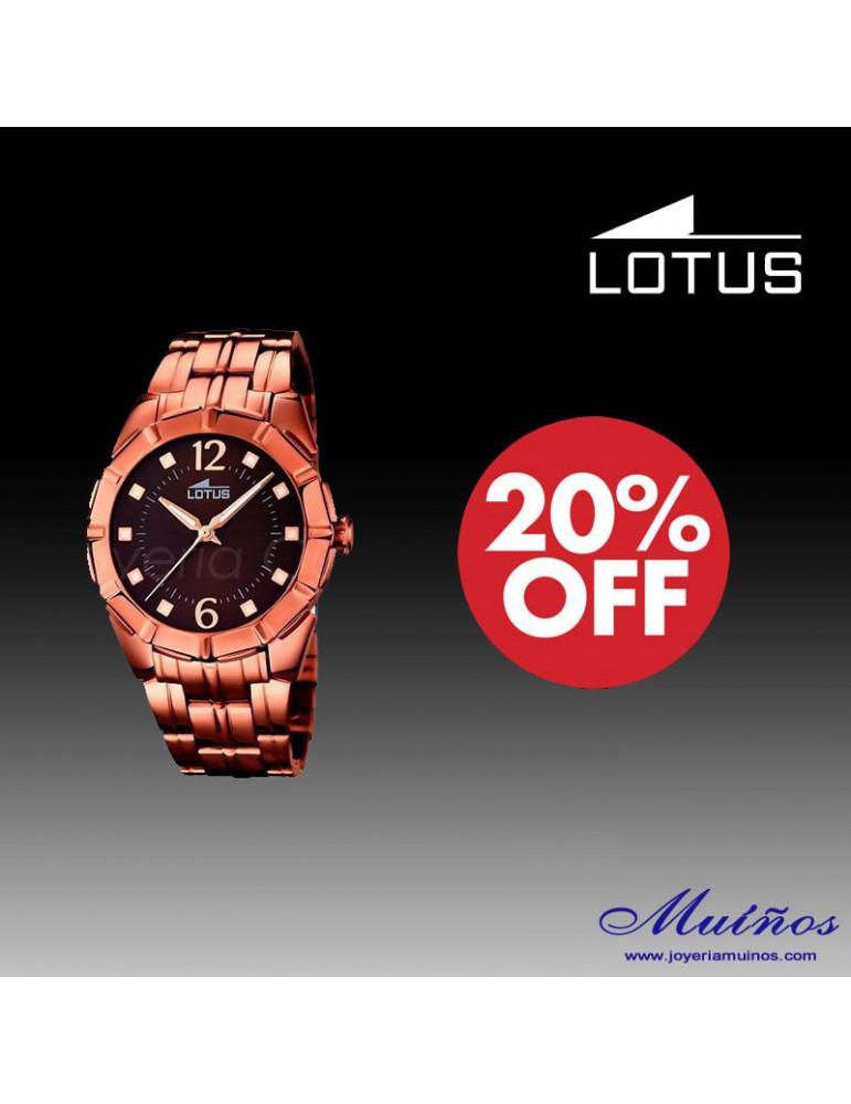 Reloj Lotus Trendy mujer