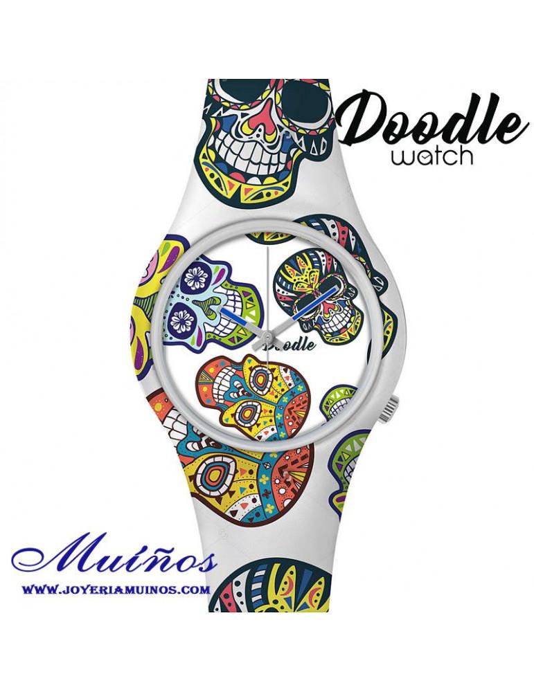 Relojes De Tatuajes Para Hombre Y Mujer Calaveras Mexicanas
