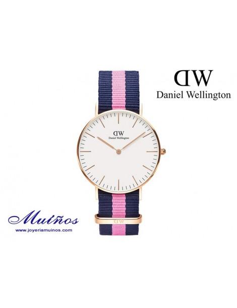 Reloj oro rosa Classic Winchester Daniel Wellington 36mm