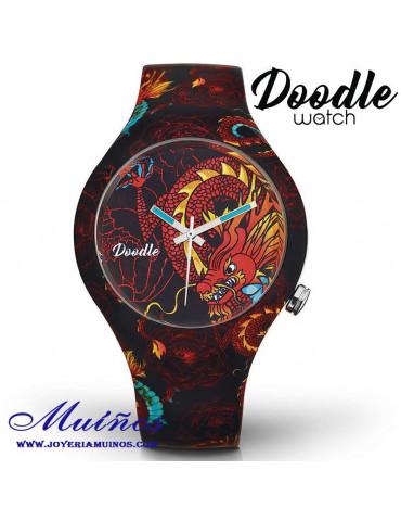 Reloj Tatuaje dragon