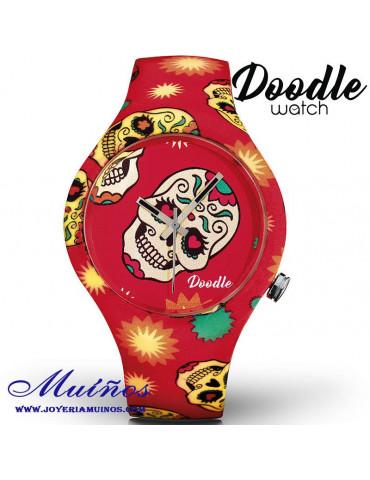 Reloj Tatuaje Calavera