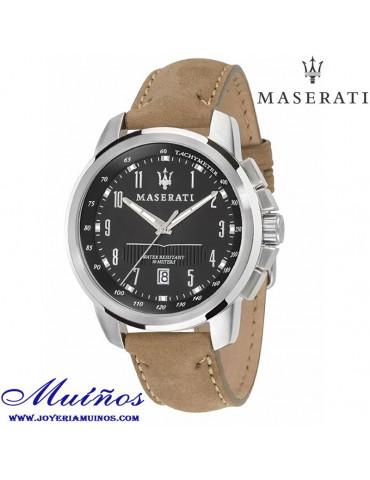 Reloj Maserati Successo acero Hombre