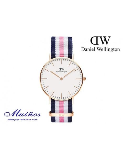 Reloj oro rosa Classic Southampton Daniel Wellington 36mm