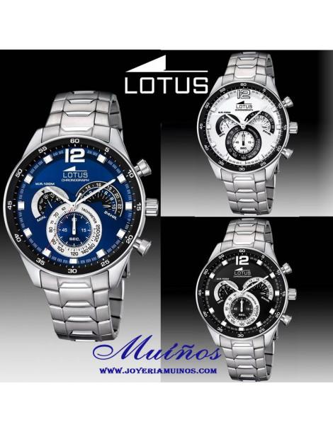 Reloj Lotus Crono