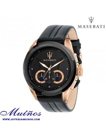 Reloj Maserati piel hombre