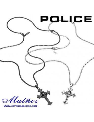 Colgantes Police Leytonstone Cruz