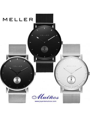 Reloj Meller Maori 38mm milanesa