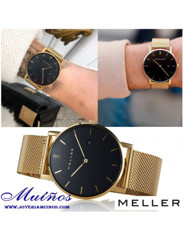 Relojes Meller 38MM Milanesa