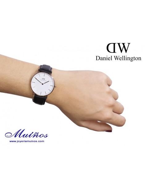 Reloj Classic Sheffield 36mm mujer Daniel Wellington