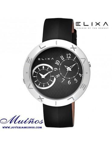 Reloj Elixa Enjoy mujer doble horario