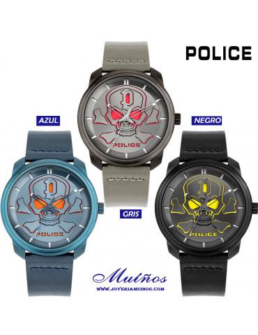 Relojes Police Bleder...