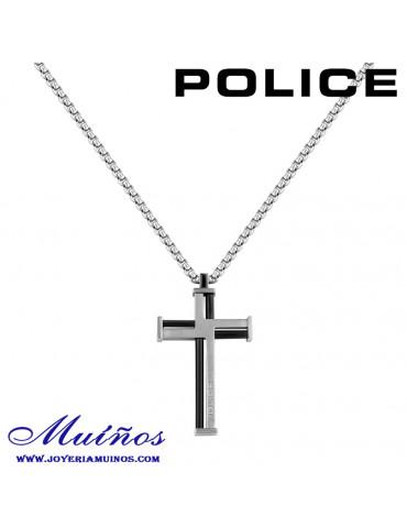 Colgante Police Preike Cruz