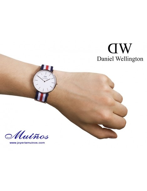 Reloj Classic Canterbury Daniel Wellington 40mm