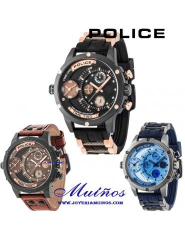 Relojes Police dual hombre...