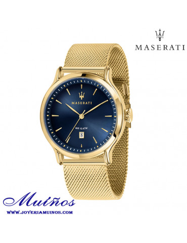 Reloj Maserati Epoca Milanesa