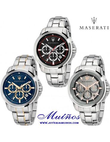Reloj Maserati Successo...