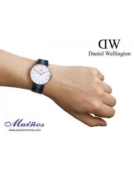 Reloj Classic Warwick  Daniel Wellington 40mm
