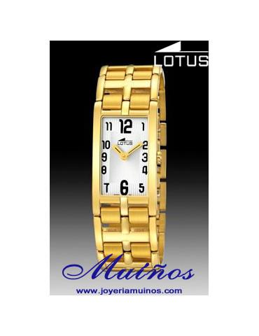 Reloj Lotus Mujer...
